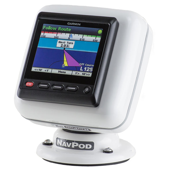 NavPod PP4101 PowerPod Precut for One Instrument [PP4101]