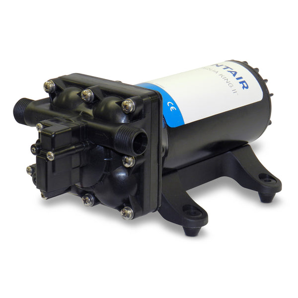 SHURFLO AQUA KING II Supreme Fresh Water Pump - 12 VDC, 5.0 GPM [4158-153-E75]