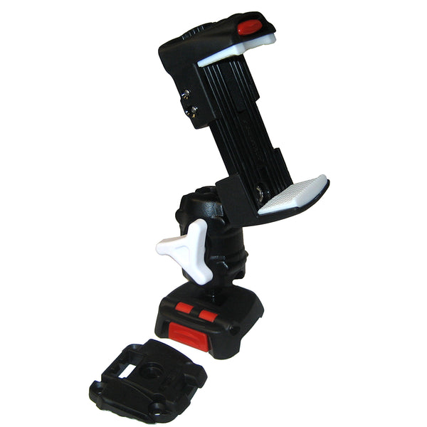 Scanstrut ROKK Mini Kit w-Universal Phone Clamp, Adjustable Arm  Screw Down Surface Base [RLS-509-401]