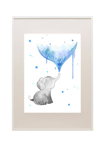 Personalised Baby Prints