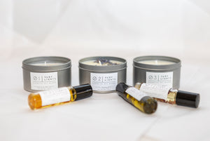 Essential Blend Soy Candles