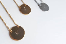 Load image into Gallery viewer, Hand Stamped Necklaces