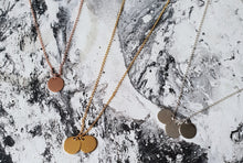 Load image into Gallery viewer, Hand Stamped Necklaces - MINI'S