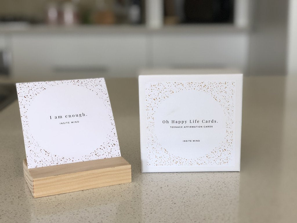 'Oh Happy Life' Cards