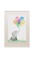 Load image into Gallery viewer, Personalised Baby Prints