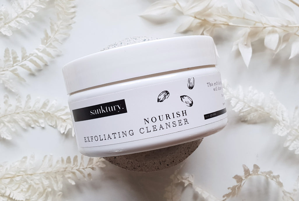 Exfoliating Natural Cleanser