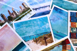 Mixed Media Western Australia Prints