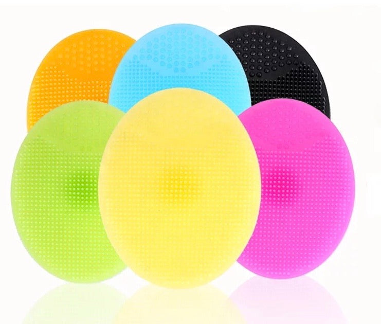 SILICONE CLEANSING BRUSHES