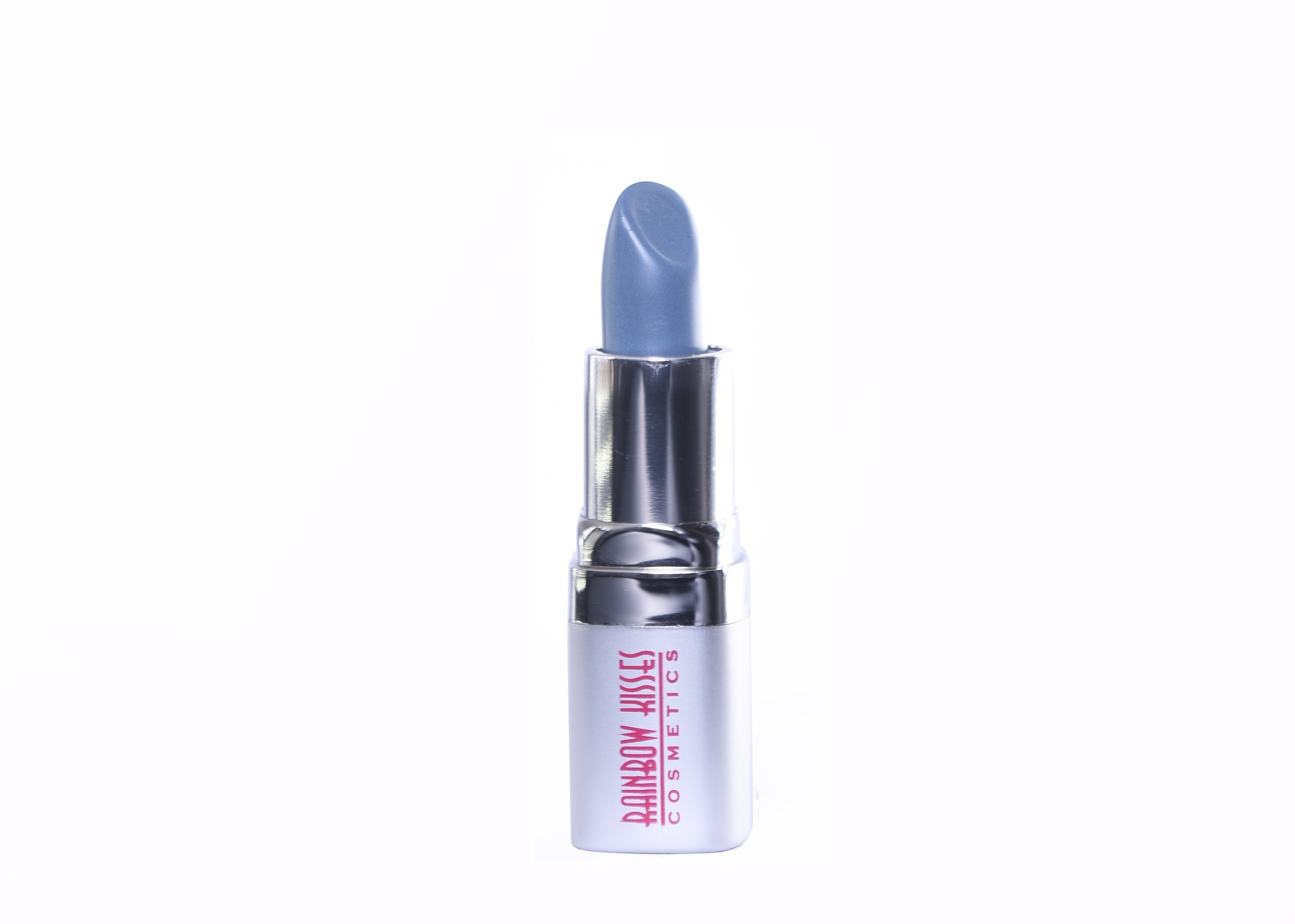STORM KISS, Matte Lipstick,Rainbow Kisses Cosmetics, bold, highly pigmented , gluten free, paraben free