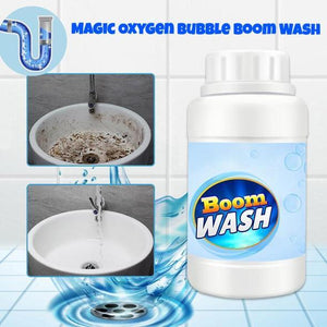 Boom Wash Bathroom Cleaner