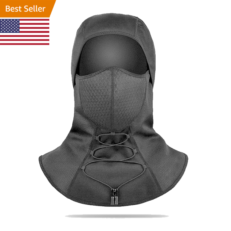 Extreme Full Face Thermal Athletic Mask