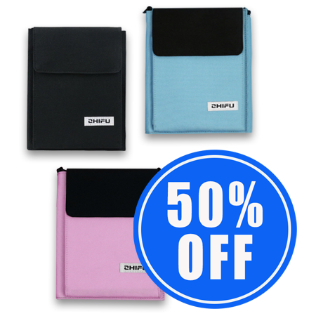 2 Travel Organizers + 1 50% OFF!