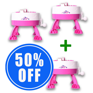 2 Easy Knitting Machines + 1 50% OFF!