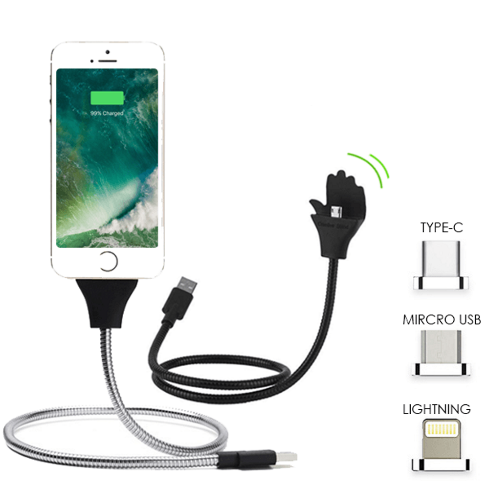 Flexy Phone Charging Cable