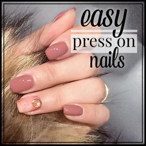 Easy Press On Nails (Piece of 24)