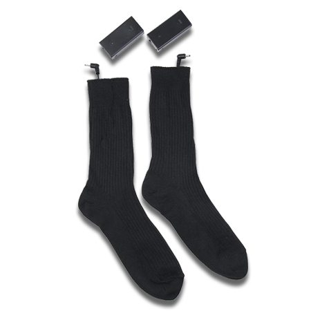 1 Pair of Comfy Heated Socks