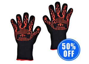 1 Heat-Resistant Glove + 1 50% OFF