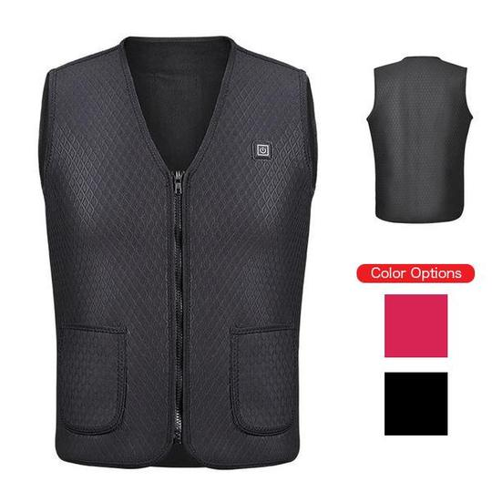 USB Heated Outdoor Vest