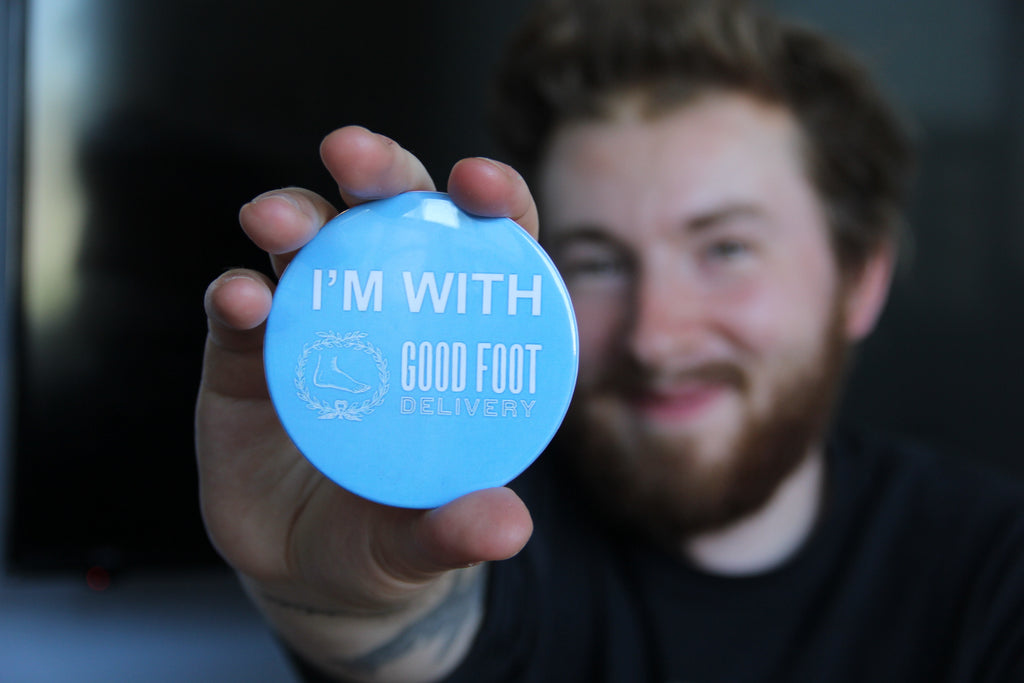 Introducing our Partnership with Good Foot
