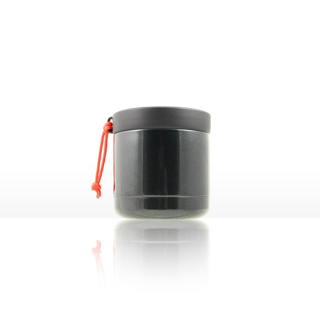Uno Insulated Food Jar | 12 oz Black