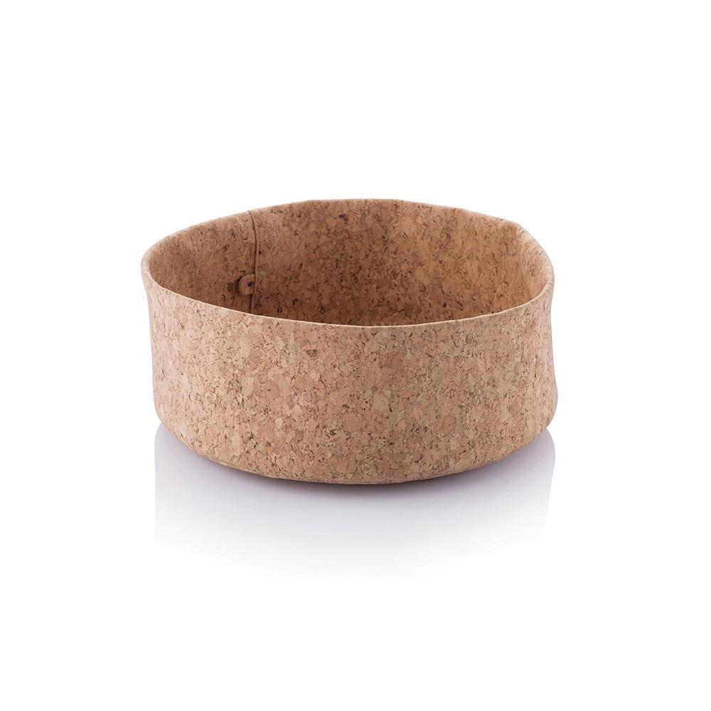 Cork Fabric Adjust-A-Bowl | 8""