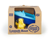 Launch Boat | Blue