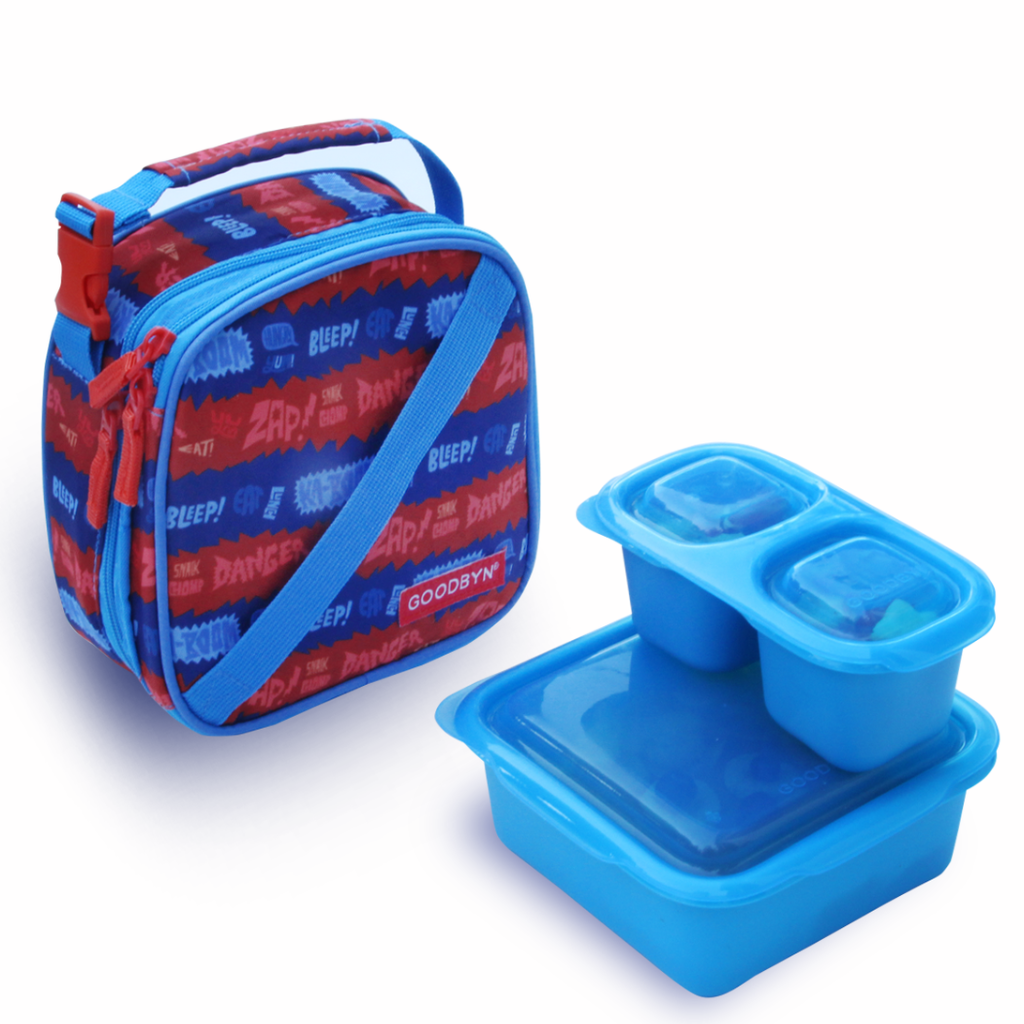Insulated Expandable Lunch Kit - Zap