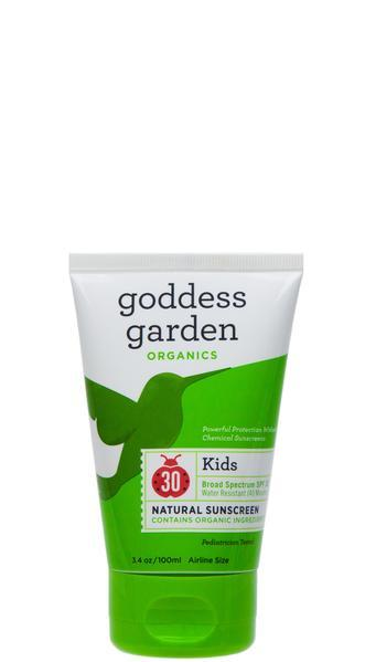Kids Natural Sunscreen Tube SPF 30 | 3.4 oz