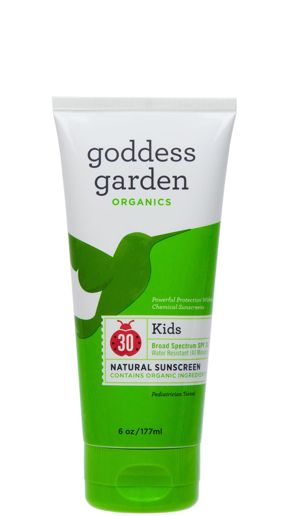 Kids Natural Sunscreen SPF 30 | 6oz