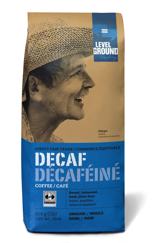 Decaf Colombian Dark Roast | 1 lb Ground