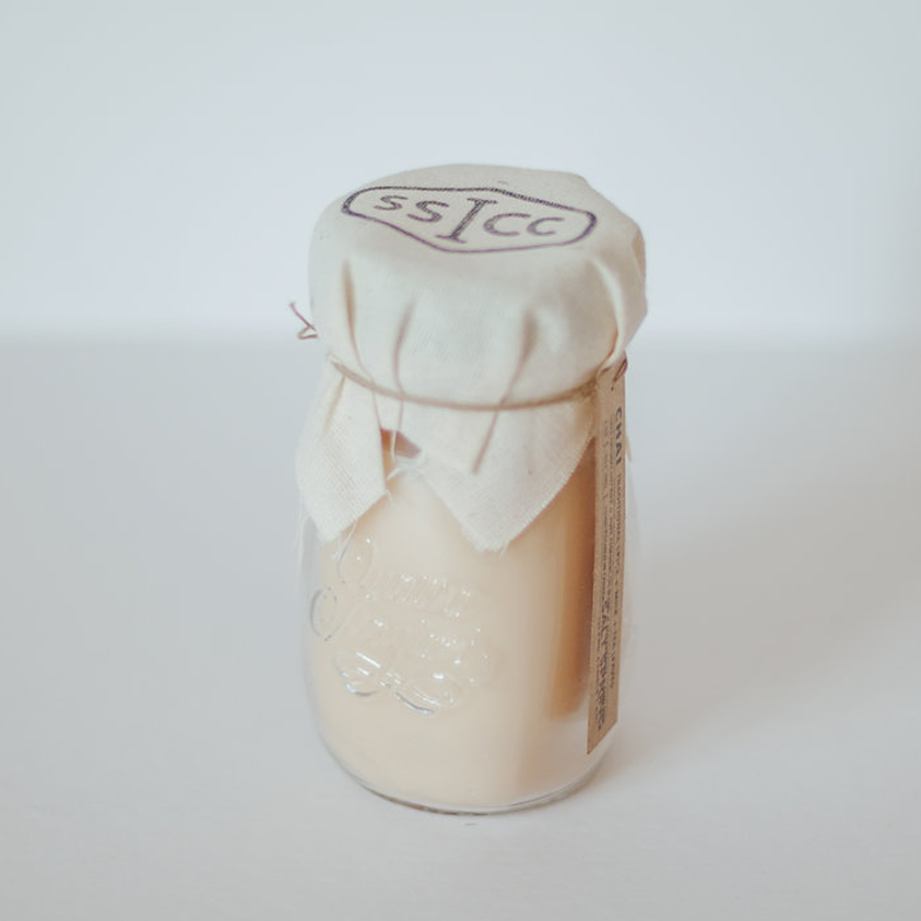 Chai | 6oz Milk Bottle