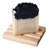 Activated Charcoal and Pine Tar Soap