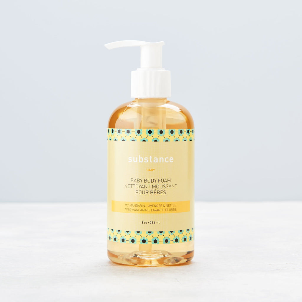 Baby Body Foam | 8oz