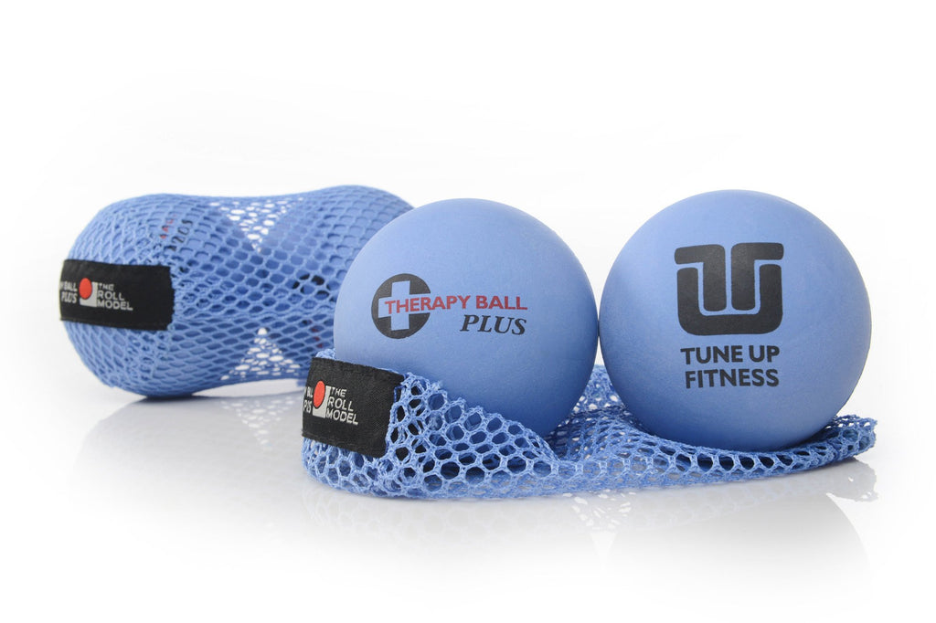 Therapy Balls PLUS and Pair in Tote