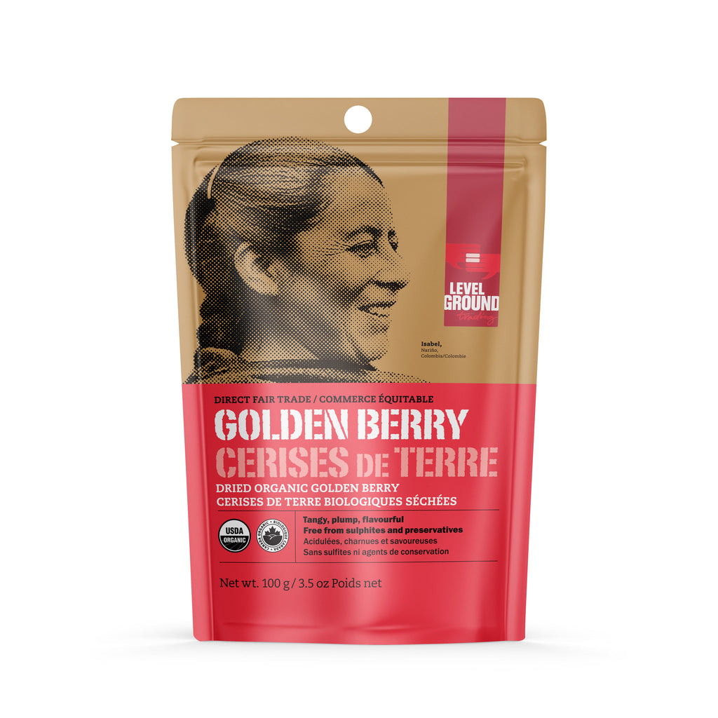 Organic Dried Golden Berry