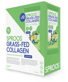 Sproos Grass-Fed Collagen | 10 servings