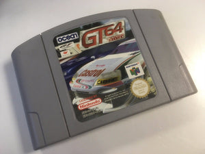 * Nintendo 64 Game * GT 64 Championship Edition * N64 *