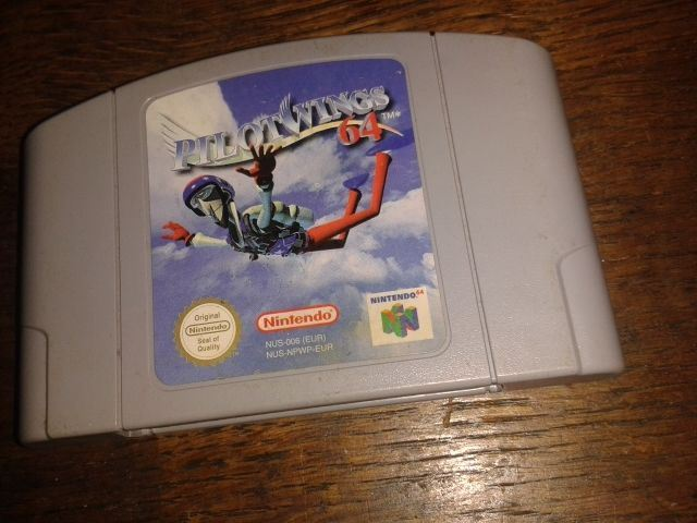 * Nintendo 64 Game * PILOTWINGS * N64