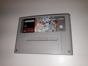 * Super Nintendo Game * PRINCE OF PERSIA * SNES