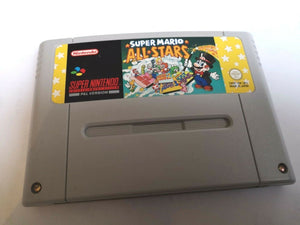 * Super Nintendo Game * SUPER MARIO ALL STARS * SNES