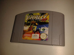 * Nintendo 64 Game * V-RALLY EDITION 99 * N64