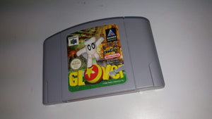 * Nintendo 64 Game * GLOVER * N64