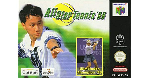 ALL STAR TENNIS 99