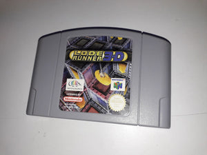 * Nintendo 64 Game * LODE RUNNER * N64 G