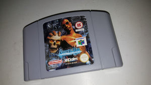 * Nintendo 64 Game * SHADOWMAN * N64 G