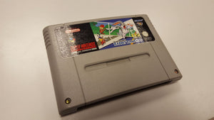 * Super Nintendo Game * BUGS BUNNY RABBIT RAMPAGE * SNES