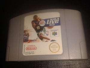 * Nintendo 64 Game * NBA LIVE 99 * N64