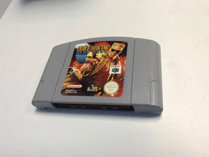* Nintendo 64 Game * DUKE NUKEM ZERO HOUR * N64