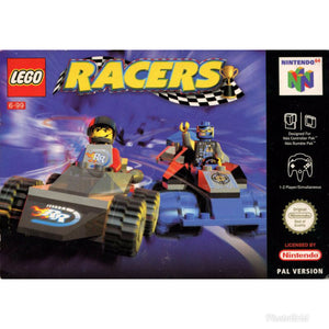 LEGO RACERS - Cart Only