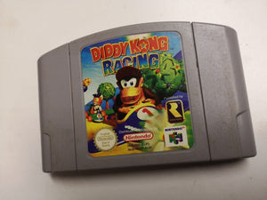 * Nintendo 64 Game * DIDDY KONG RACING * N64